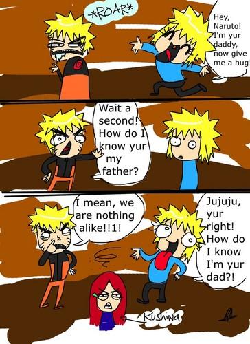 NARUTO -ナルト- funny comics