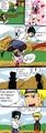 火影忍者 funny comics
