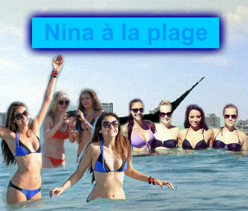 nina in the beaches