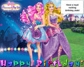 popstar birthday - barbie-the-princess-and-the-popstar fan art