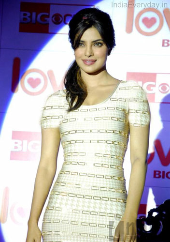 priyanka chopra dressed