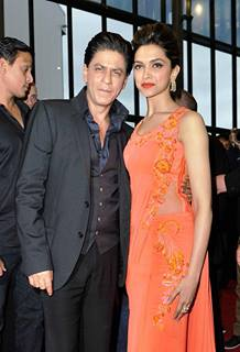 promotion of chennai express