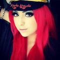 scene queen karla krayola - emo-girls photo