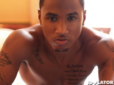 Trey Songz wallpaper with skin called secret Lover