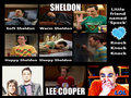 sheldon lee cooper  - the-big-bang-theory fan art