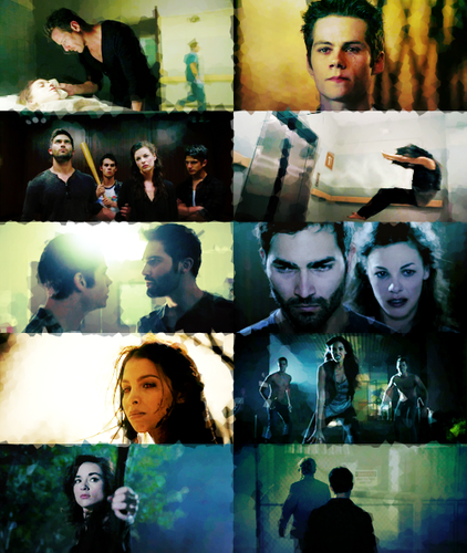 teenwolf art