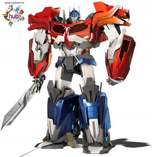 transformers Prime fondo de pantalla titled tfp