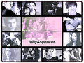 toby  and  spencer   4  ever - spencer-and-toby fan art