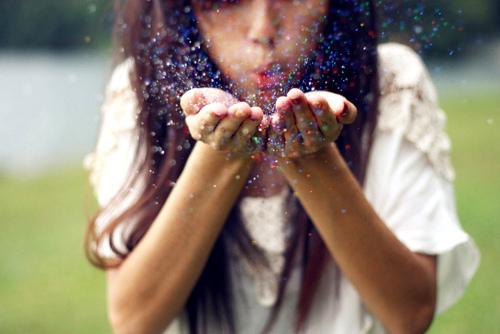tumblr glitter.
