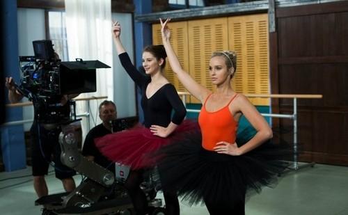 xenia & alicia dance