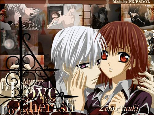 yuuki and zero