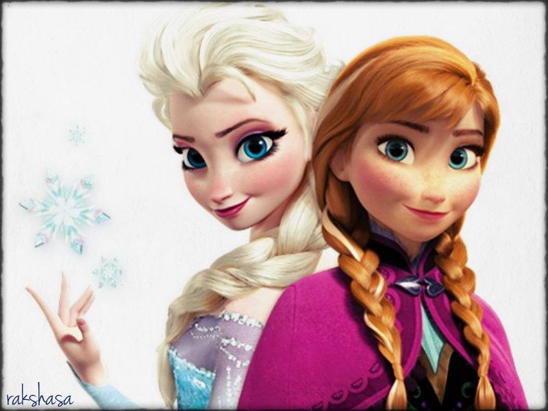 Anna & Elsa ☆ - Princess Anna Wallpaper (35341657) - Fanpop