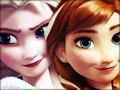 ★ Anna & Elsa ☆