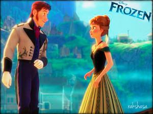★ Anna & Hans ☆