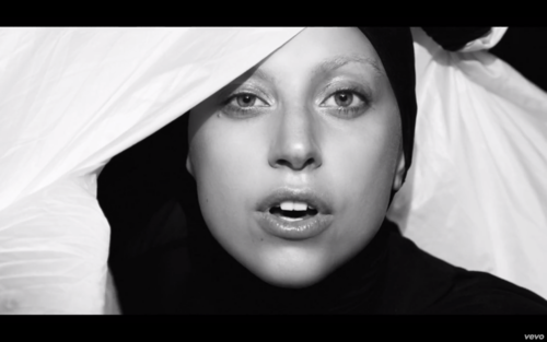'Applause' música Video