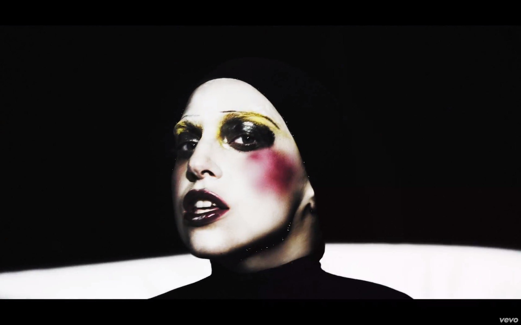 gaga music video