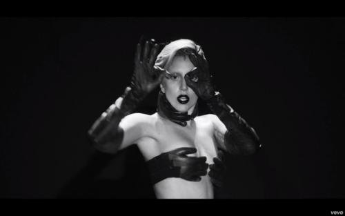 'Applause' 音乐 Video