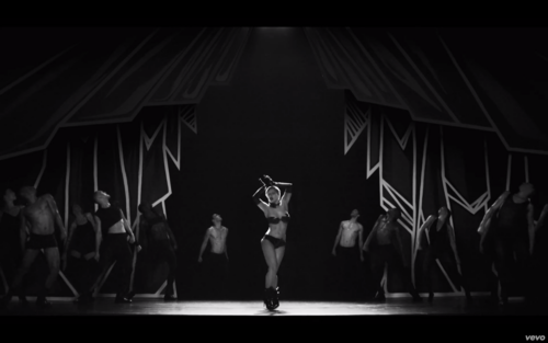 'Applause' musique Video