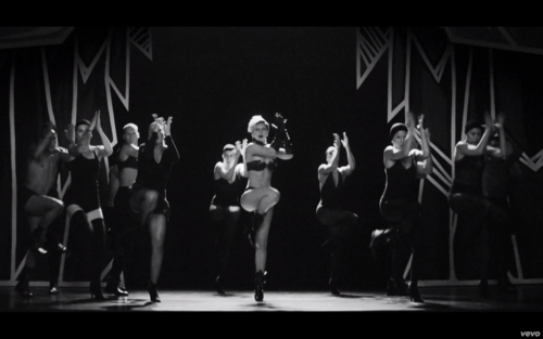 'Applause' Music Video