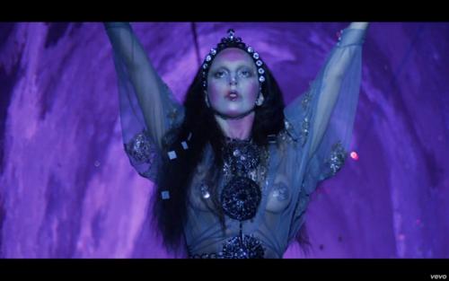 'Applause' muziek Video