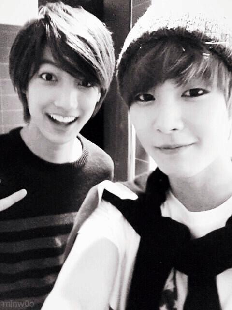 Lee Jeong Min Boyfriend Lee-jeong-min Fan Art