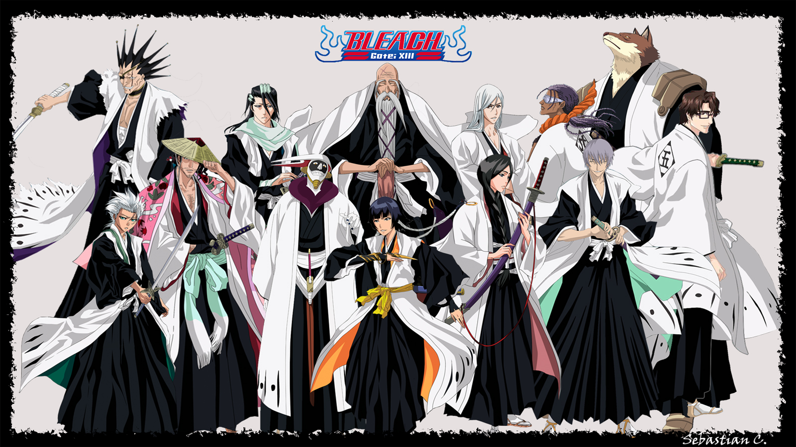 Bleach Anime images *Bleach* HD wallpaper and background ...