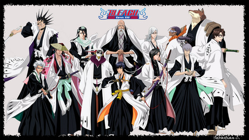 animê bleach wallpaper called *Bleach*