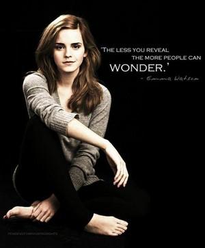 ~♥ Emma Watson Quotes♥ ~