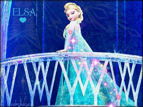 ★ La Reine des Neiges ☆