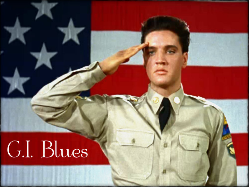 elvis presley g i blues - AOL Image Search Results