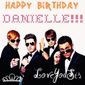 ೋ♫♥HAPPY BIRTHDAY, DANIELLE-UNNIE!♥♫ೋ