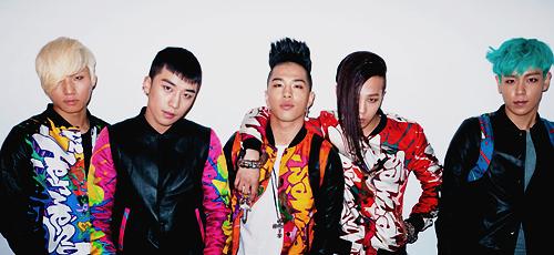 ♣ Happy 7th Anniversary BIGBANG ♣