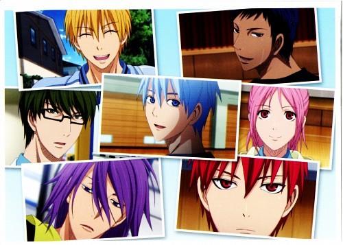 *☆Kawaii*☆(Kuroko No Basuke)