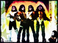★ Klassic Kiss ☆  - kiss wallpaper