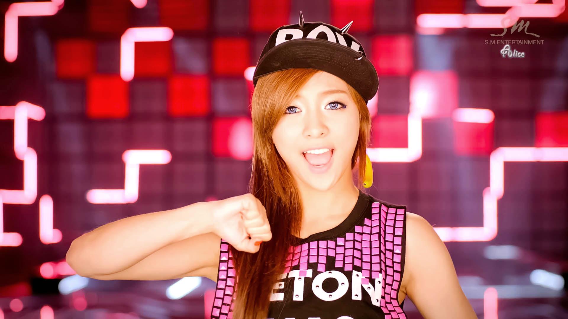 Luna singer fx