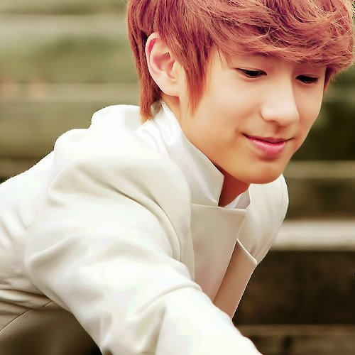 Boyfriend wallpaper possibly containing a portrait called ★ღ♦Minwoo♦ღ★