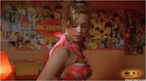 """Thora Birch achtergrond called """"Now and Then"""" - 1995"""