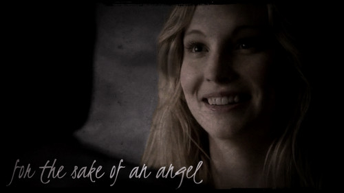 """""""One may tolerate a world of demons for the sake of an angel"""""""