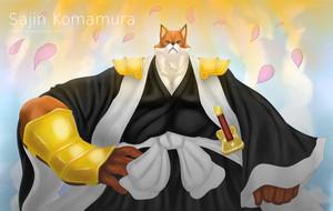 *Sajin Komamura*