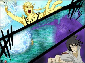 *Sasuke Vs Naruto *