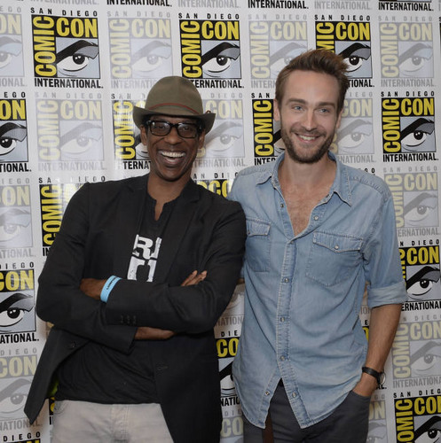 """Sleepy Hollow"" [Comic-Con '13]"