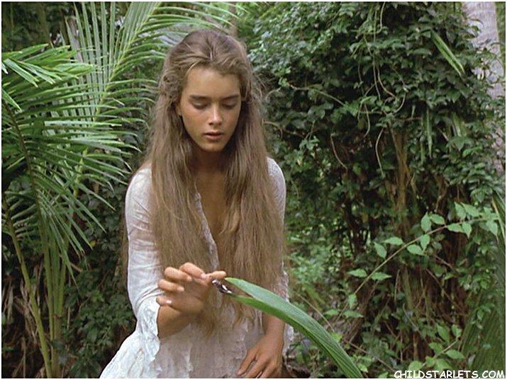 """""""The Blue Lagoon"""" - 1980 - Brooke Shields Fan Art ..."""