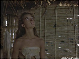 """The Blue Lagoon"" - 1980 - Brooke Shields Fan Art ..."