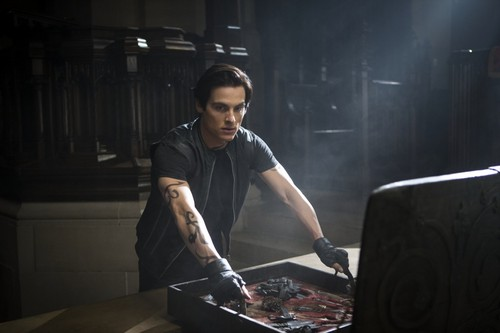 """The Mortal Instruments: City of Bones"" Alec still"