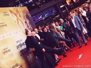 """The Mortal Instruments: City of Bones"" Berlin Premiere [08.20.13]"