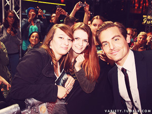"""The Mortal Instruments: City of Bones"" Berlin Premiere [08.20.13]"