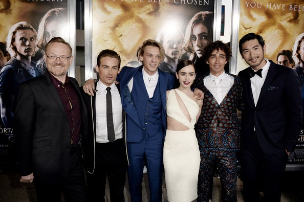 """The Mortal Instruments: City of Bones"" LA Premiere [08.12.13]"