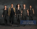 'The Mortal Instruments: City of Bones' official illustrated companion các bức ảnh