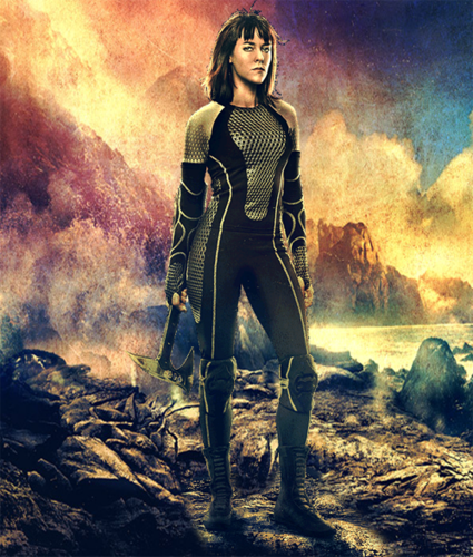 Catching Fire wallpaper called #Victorsrevealed-Johanna