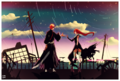 the sunken city by M-i-S-T-I-K-A - ichigo-and-orihime fan art